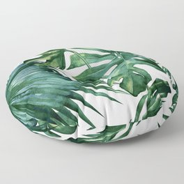 Simply Island Palm Leaves Floor Pillow