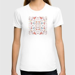 Spice Garden on White T-shirt