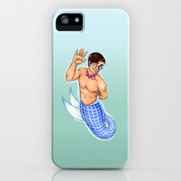 Hiya Merslam iPhone Case