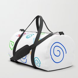 The 90's Revisited Duffle Bag