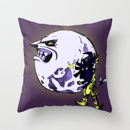 Majora Throw Pillow