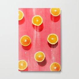 fruit 5 Metal Print