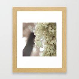Колокольчик Framed Art Print