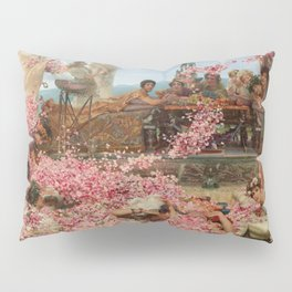 The Roses Of Heliogabalus By Sir Lawrence Alma Pillow Sham