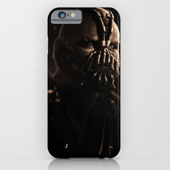 GOTHAM'S RECKONING S  iPhone & iPod Case