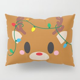 Reindeer Block - Limited Edition Pillow Sham