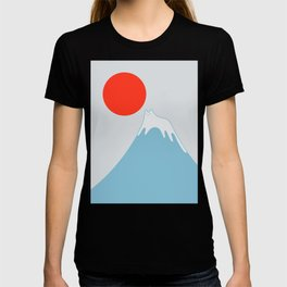 Cat Landscape 32 T-shirt