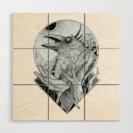 Crow Wood Wall Art