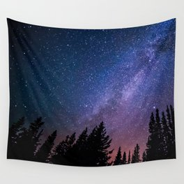 Wide Awake Wall Tapestry
