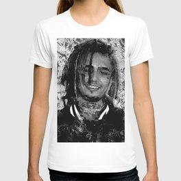 LIL PUMP (BLACK & WHITE VERSION) T-shirt