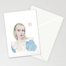 Alice in Selfie-land Stationery Cards