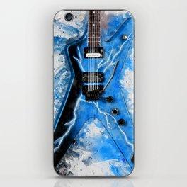 Dimebag Darrell's Guitar iPhone Skin