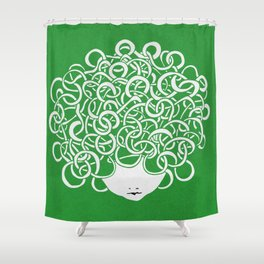 Iconia Girls - Anna April Shower Curtain