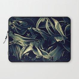 bronzed lily Laptop Sleeve