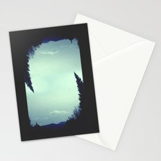 Leaning Spruce Stationery Cards