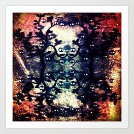 Thiassi Art Print