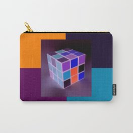 Rubik´s Cube is turning into Dj´s Launchpad Carry-All Pouch