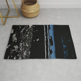 Whale Tails Rug