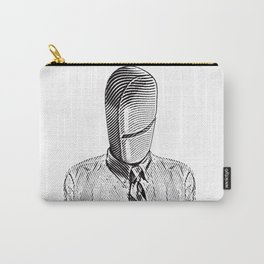Pill Addict with Painkiller Head. Carry-All Pouch