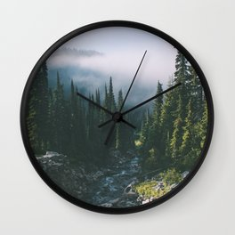 Washington III Wall Clock