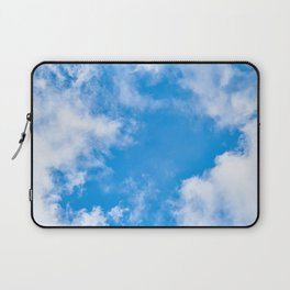 Summer Clouds Laptop Sleeve