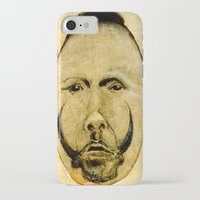 tribal iPhone & iPod Cases featuring tribal  by Ganech joe