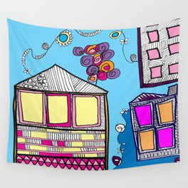 Summer Breeze Wall Tapestry