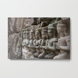 female spirits of the clouds and waters Metal Print