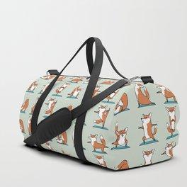 Fox Yoga Duffle Bag