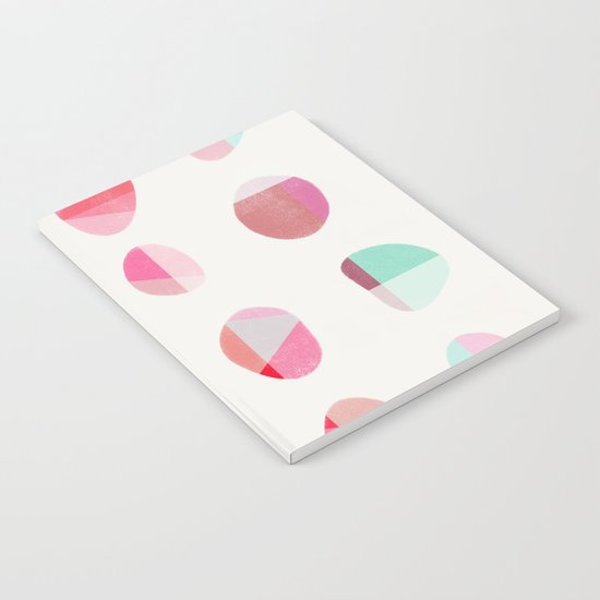 Painted Pebbles 6 Notebook