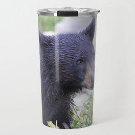 Black bear Travel Mug