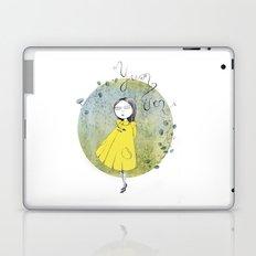 Yuan Wen  Laptop & iPad Skin