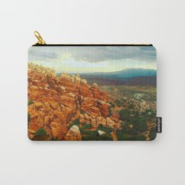 Fiery Furnace Overlook Carry-All Pouch