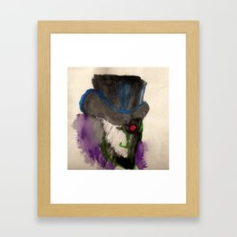 The Ripper Framed Art Print