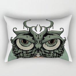 owlchief Rectangular Pillow