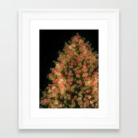 merry christmas Framed Art Prints featuring Merry Christmas by Joke Vermeer