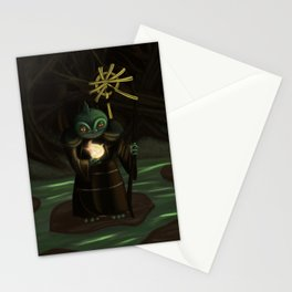 Priest of the Bog Stationery Cards