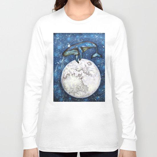 The Whale's Dream Long Sleeve T-shirt