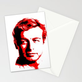 The Red Mentalist Stationery Cards