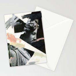 Untitled (Painted Composition 3) Stationery Cards