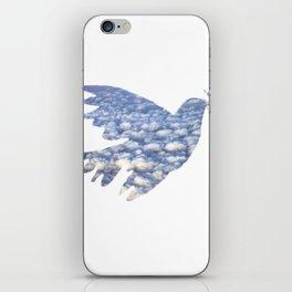 clouddove iPhone Skin