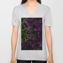 Distortions Space Unisex V-Neck