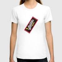 willy wonka T-shirts featuring Wonka Chocolate Bar by ThreeBoys