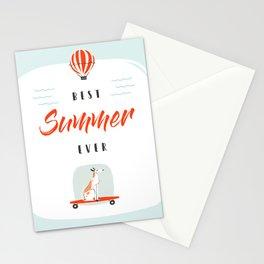 Skate Dog Stationery Cards