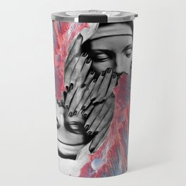 To Lie In Cold Obstruction And To Rot Travel Mug
