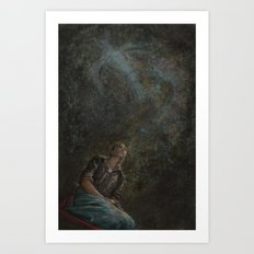 Prayers 1 Art Print