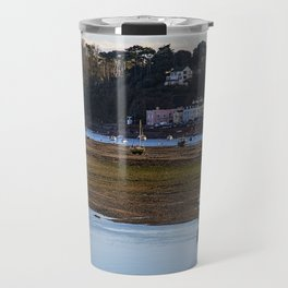 Shaldon at Low Tide Travel Mug