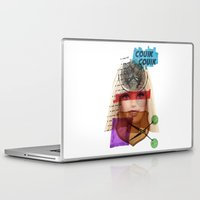 barbie Laptop & iPad Skins featuring Barbie by benjamin chaubard