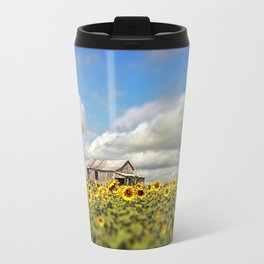 The Sunflower Farm Travel Mug