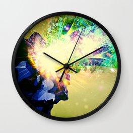 Oneirataxia Wall Clock